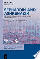 Sephardim And Ashkenazim