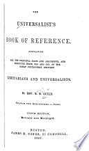 The Universalist S Book Of Reference