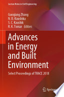 Advances in Energy and Built Environment