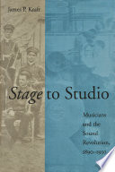 Stage to Studio