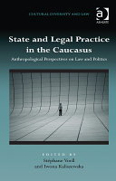 Pdf State and Legal Practice in the Caucasus