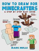 How to Draw for Minecrafters