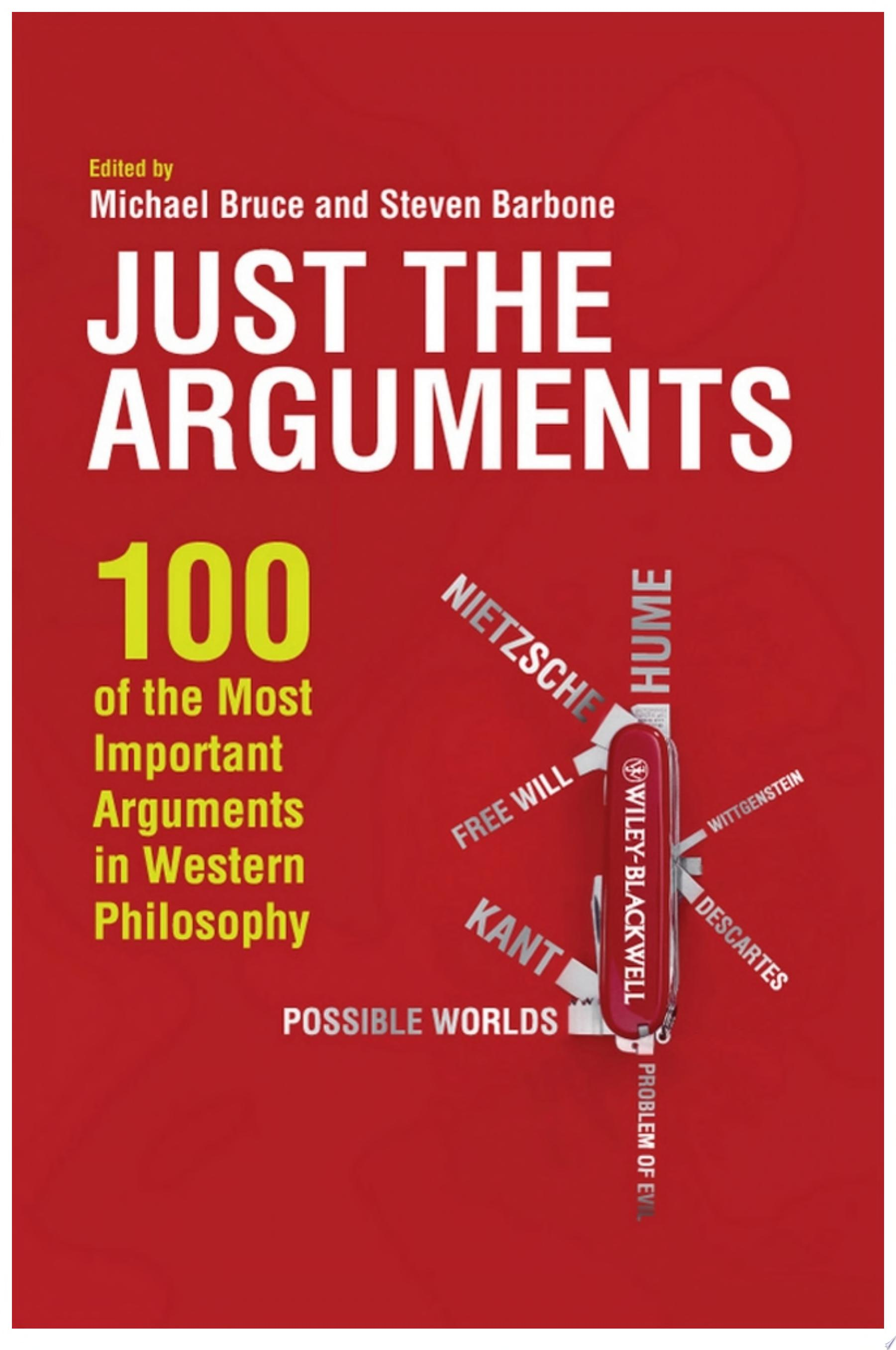 Just the Arguments