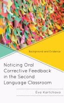 Pdf Noticing Oral Corrective Feedback in the Second Language Classroom Telecharger