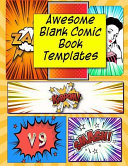 Awesome Blank Comic Book Templates
