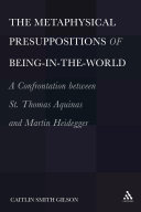 The Metaphysical Presuppositions of Being-in-the-World Pdf/ePub eBook