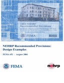 NEHRP Recommenede Provisions: Design Examples