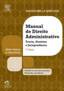 Manual de Direito Administrativo - 7ª Edição