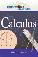 Homework Helpers  Calculus