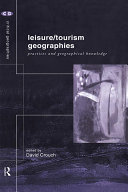 Leisure Tourism Geographies