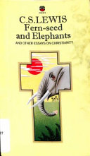 fern seed and elephants and other essays on christianity clive fern seed and elephants and other essays on christianity
