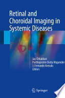 Retinal And Choroidal Imaging In Systemic Diseases Book PDF