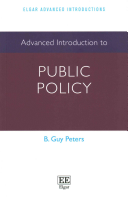 Advanced Introduction to Public Policy