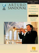 Arturo Sandoval   Playing Techniques and Performance Studies for Trumpet