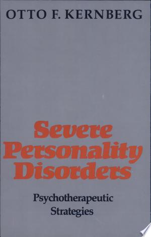 Free Download Severe Personality Disorders PDF - Writers Club