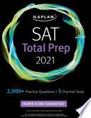 SAT Total Prep 2021 Book