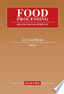 Food Processing Book