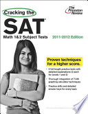 Cracking the Sat Math 1   2 Subject Tests  2011 2012 Edition