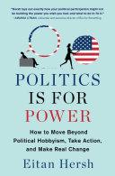 Politics Is for Power Pdf/ePub eBook