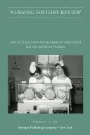 Nursing History Review, Volume 25 Pdf/ePub eBook