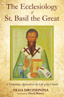 The Ecclesiology of St. Basil the Great [Pdf/ePub] eBook