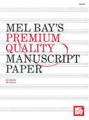 Premium Quality Manuscript Paper Ten stave Quire  24