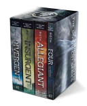 Divergent Series Four-Book Paperback Box Set image