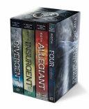 Divergent Series Four Book Paperback Box Set