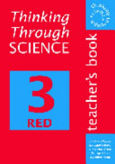 Thinking Through Science Year 9 Teacher's Book 3 Blue