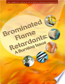 Brominated Flame Retardants  A Burning Issue Book