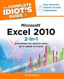 The Complete Idiot's Guide to Microsoft Excel 2010