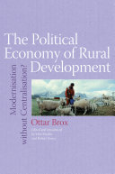 The Political Economy of Rural Development