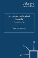 Pdf Victorian Unfinished Novels