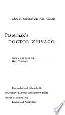 Pasternak's Doctor Zhivago