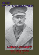 Robert Bacon     Life And Letters  Illustrated Edition