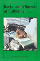 Rocks and Minerals of California