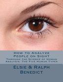 Analyze People On Sight