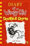Diary of a Wimpy Kid 11  Double Down Book