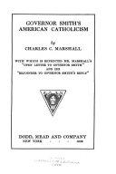 Governor Smith s American Catholicism Book PDF