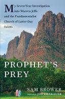 Prophet s Prey