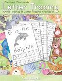 Preschool Workbooks Letter Tracing