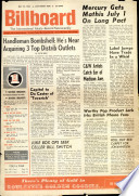 25 mag 1963