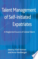 Talent Management of Self Initiated Expatriates