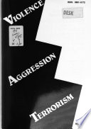 Violence, Aggression and Terrorism