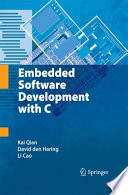 Embedded Software Development with C Book
