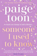 Someone I Used to Know Book