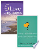 The 5 Love Languages Things I Wish I d Known Before We Got Married Set Book PDF