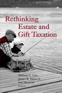 Rethinking Estate and Gift Taxation [Pdf/ePub] eBook