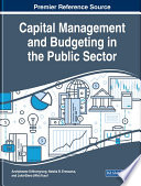 Capital Management And Budgeting In The Public Sector