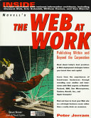 Novell s the Web at Work